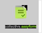 Collective.easyform logo